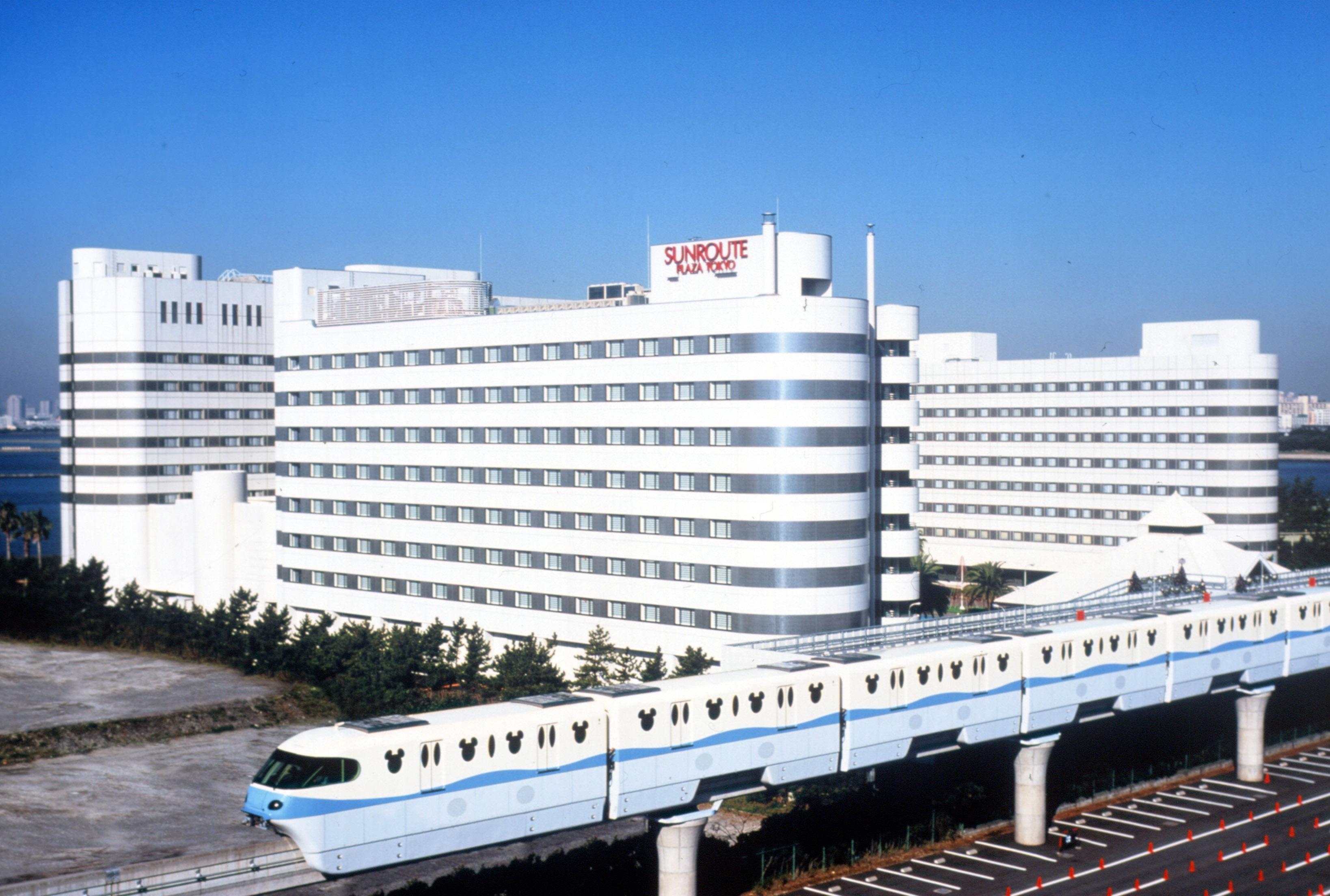 東京ディズニーリゾート(r)・オフィシャルホテル 「ディズニー