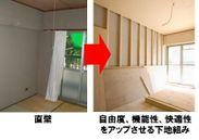 【壁・床・天井の例】
