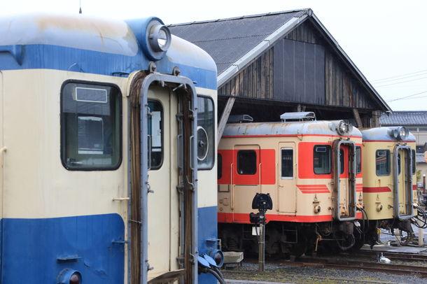 ローカル鉄道経営の成功例となりつつある、ひたちなか海浜鉄道(メイン)