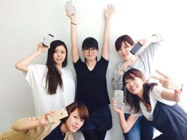 女子部JAPAN
