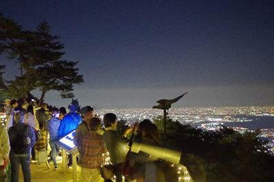 夜景ガイドツアー ※イメージ