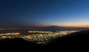 六甲山・天覧台からの夜景
