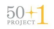 「50+1プロジェクト」ロゴマーク