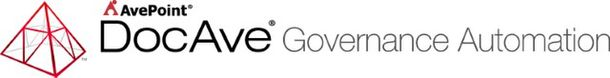 DocAve Governance Automation サービスパック 6 ロゴ