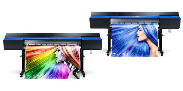 TrueVIS VG-640(左)、VG-540(右)